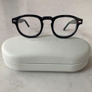 Warby Parker Fillmore Frames - Jet Black